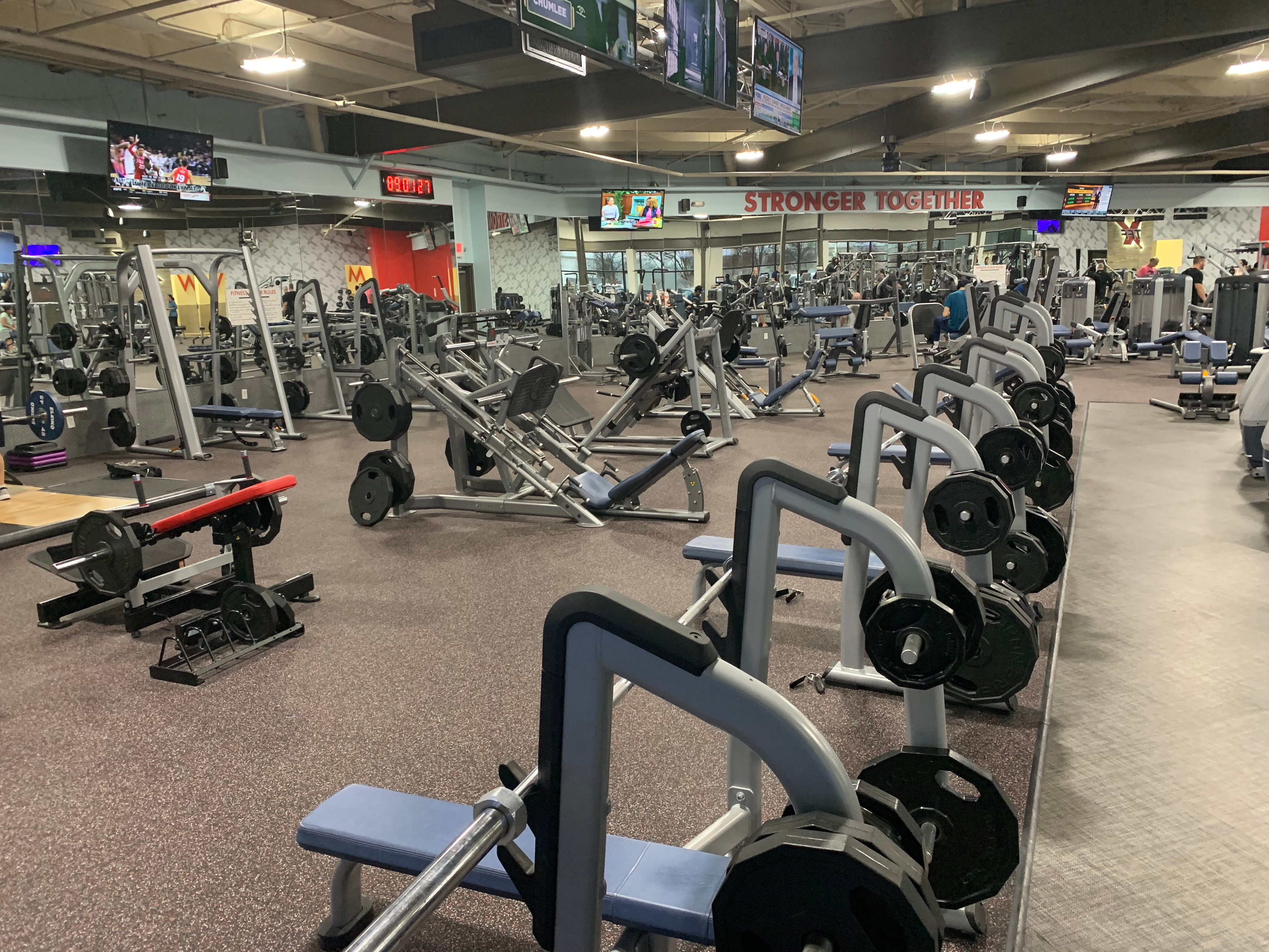 Bench-FreeWeights
