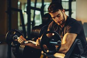 Building muscle mass 1