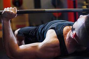 Building muscle mass 2