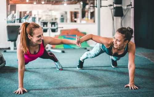 Fitness goals 2