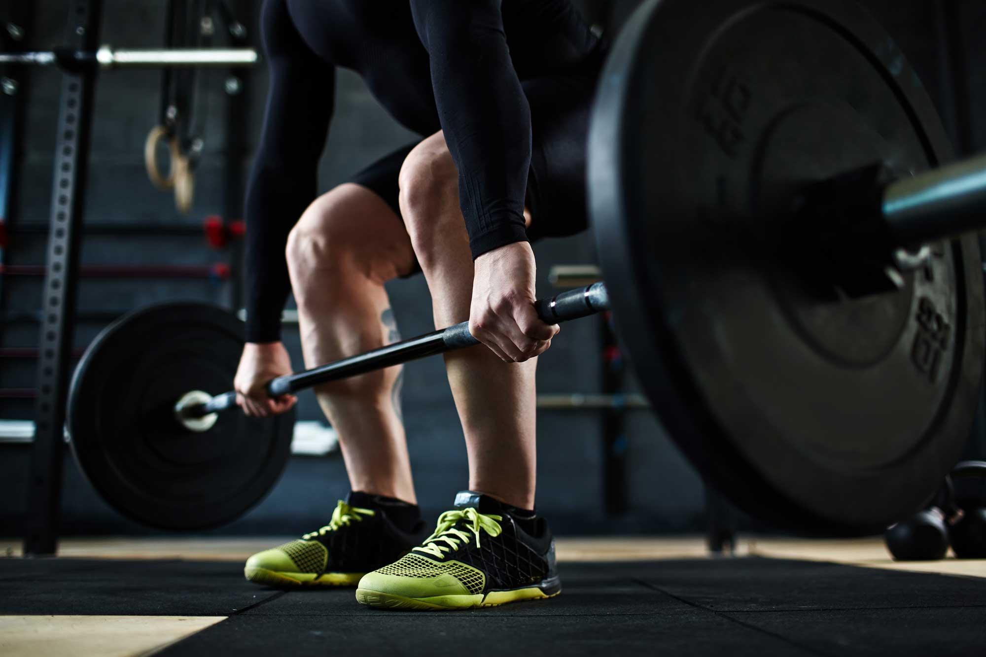 Sports Performance Training Goal