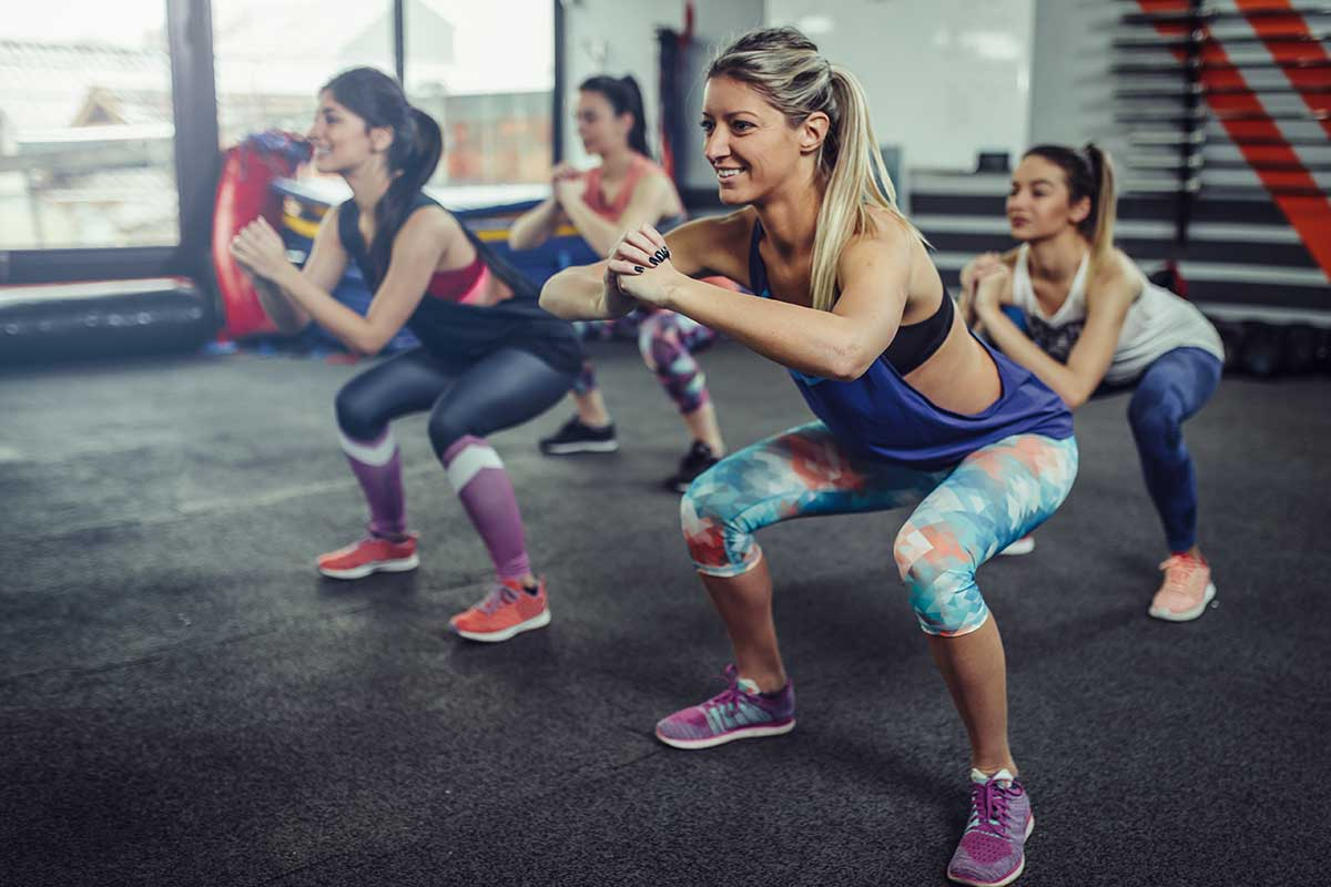 High Intensity Interval Training (HIIT) Class