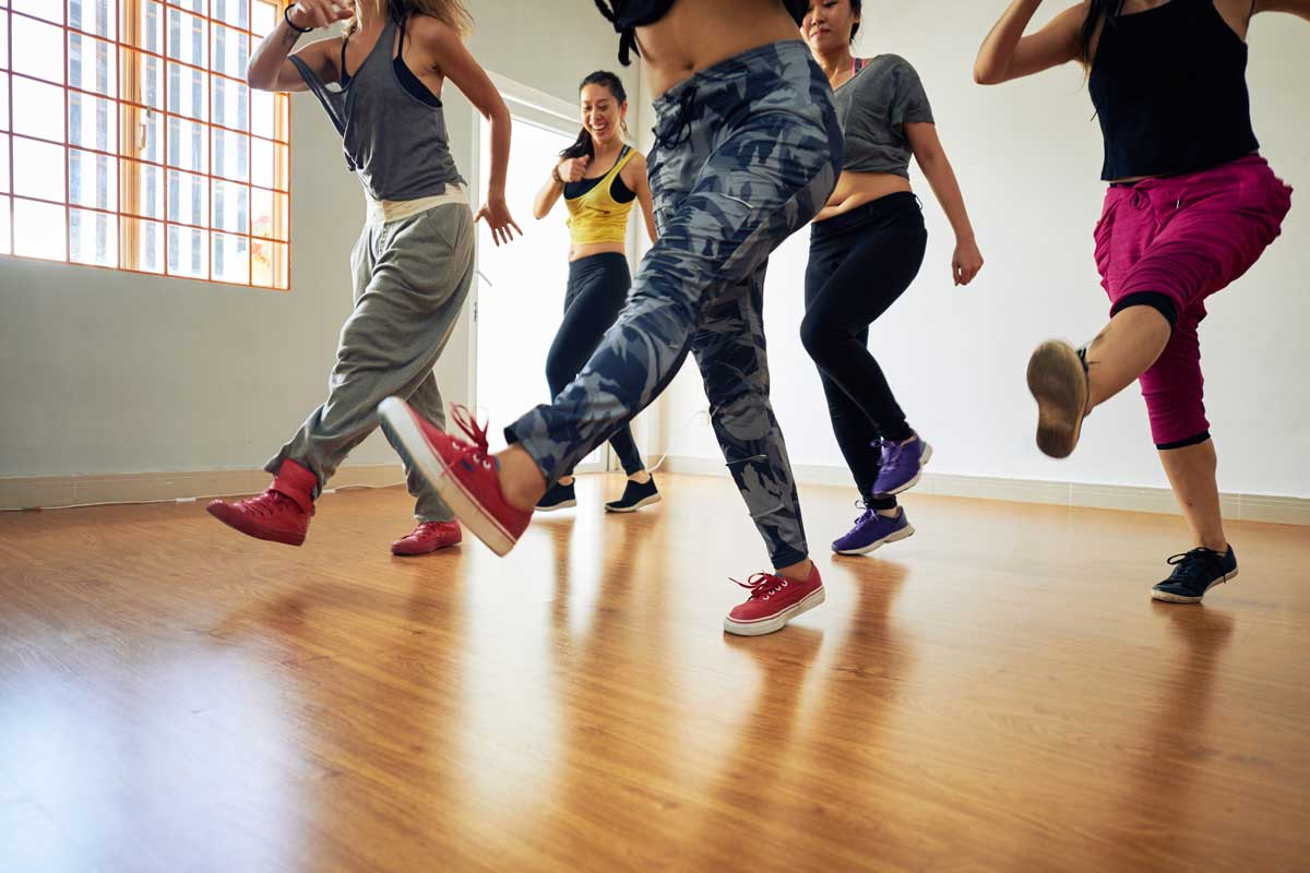 Hip-Hop Cardio Dance