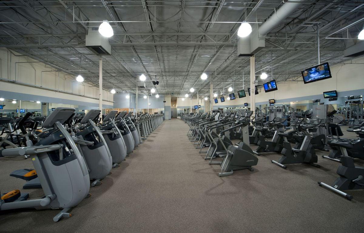 Texas Family Fitness Allen Cardio