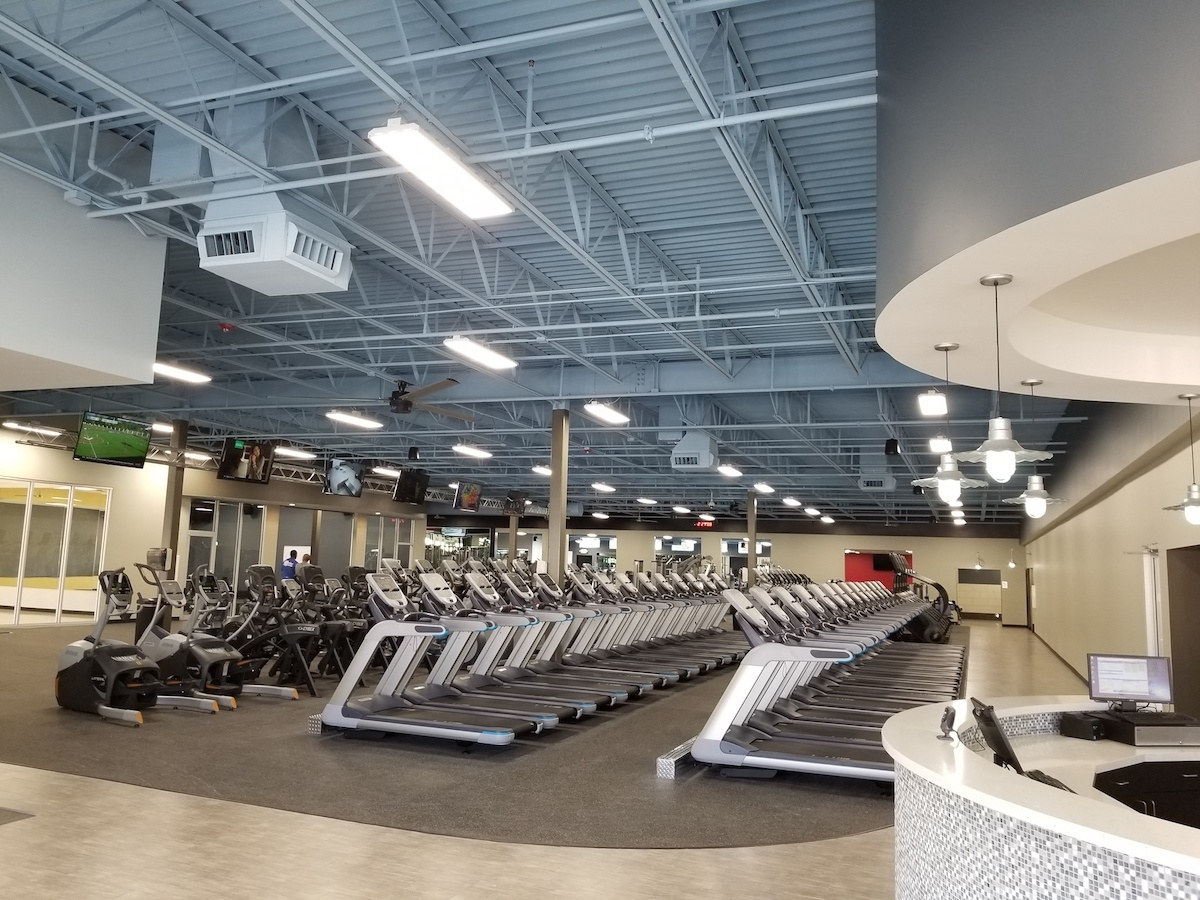 Texas Family Fitness Bedford Cardio