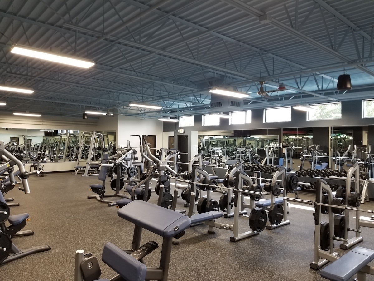 Texas Family Fitness Bedford Free Weights