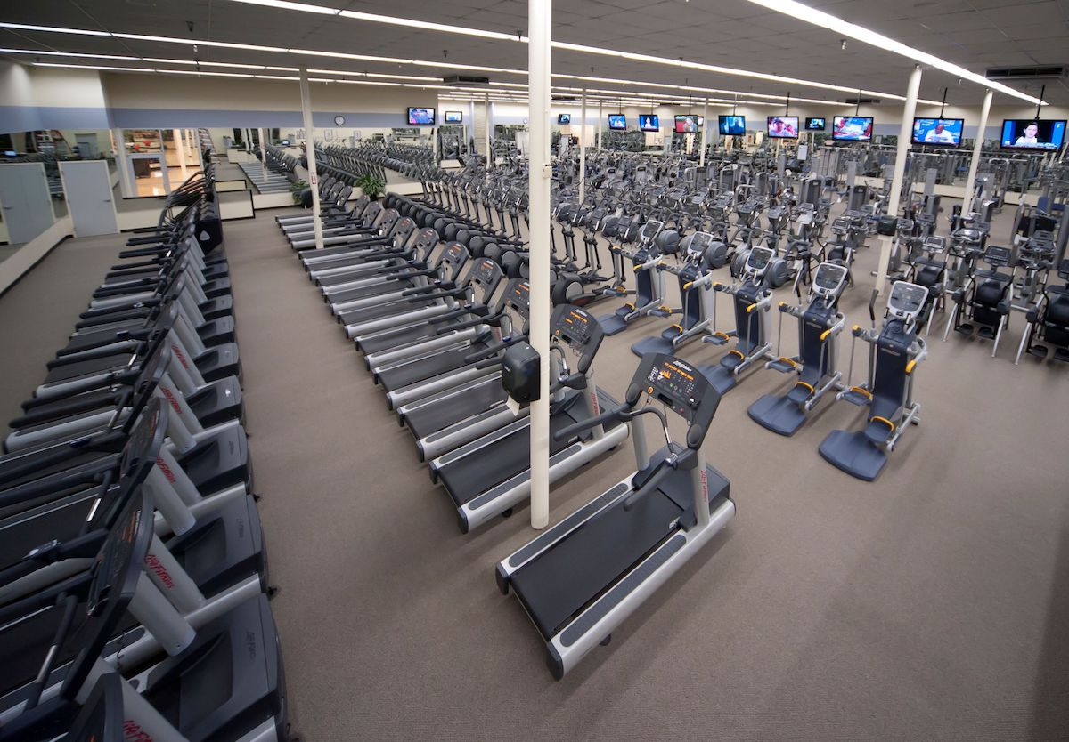 Texas Family Fitness Coppell Cardio