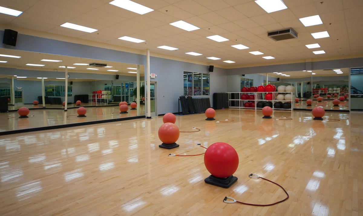 Texas Family Fitness Coppell Group Classes