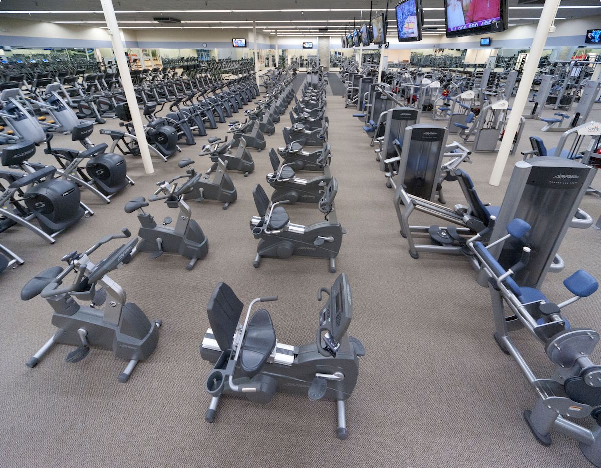 Texas Family Fitness Frisco (Little Elm) Gym
