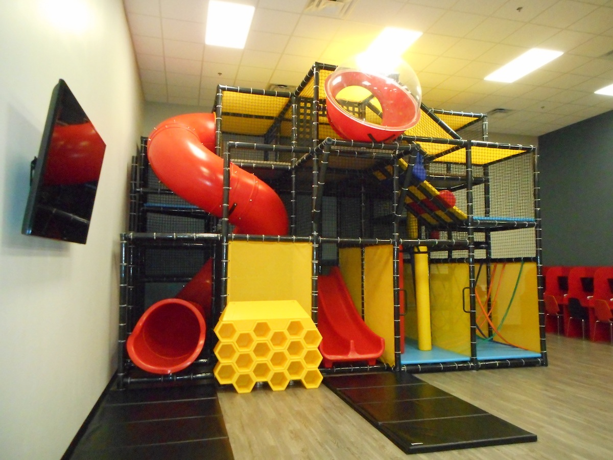 Texas Family Fitness North Fort Worth Kids Club