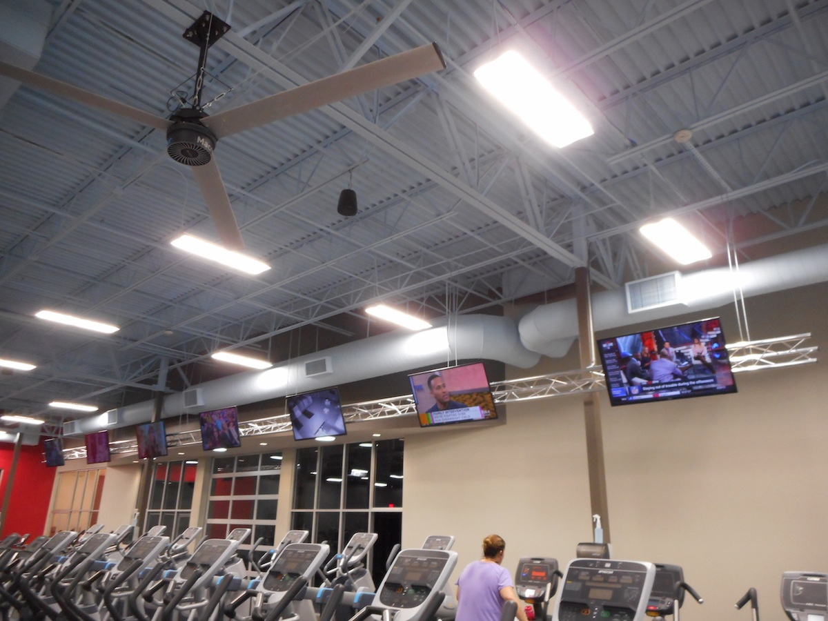 Texas Family Fitness North Fort Worth Cardio