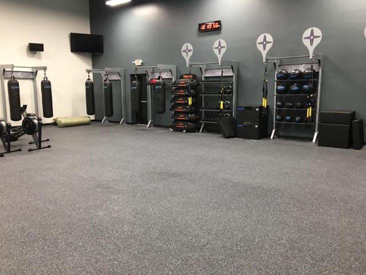 Texas Family Fitness North Fort Worth Free Weights