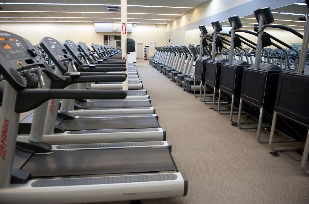 Texas Family Fitness Plano Cardio