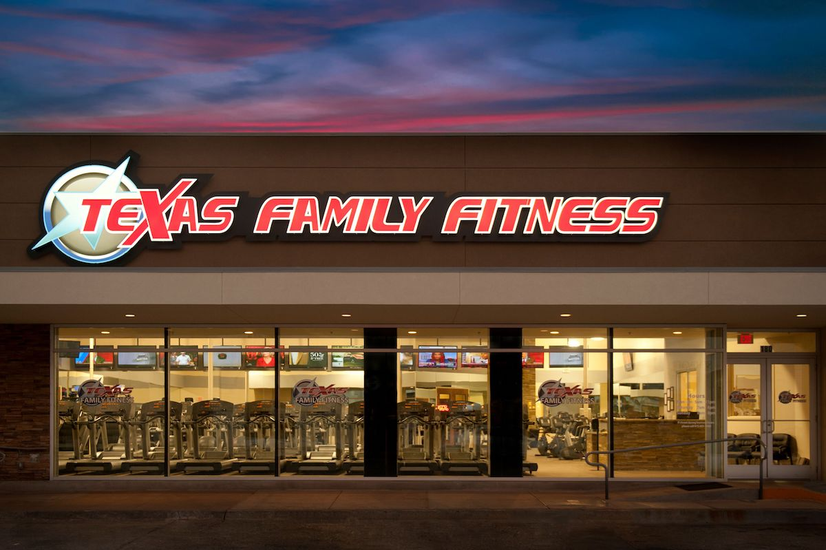 Texas Family Fitness Plano
