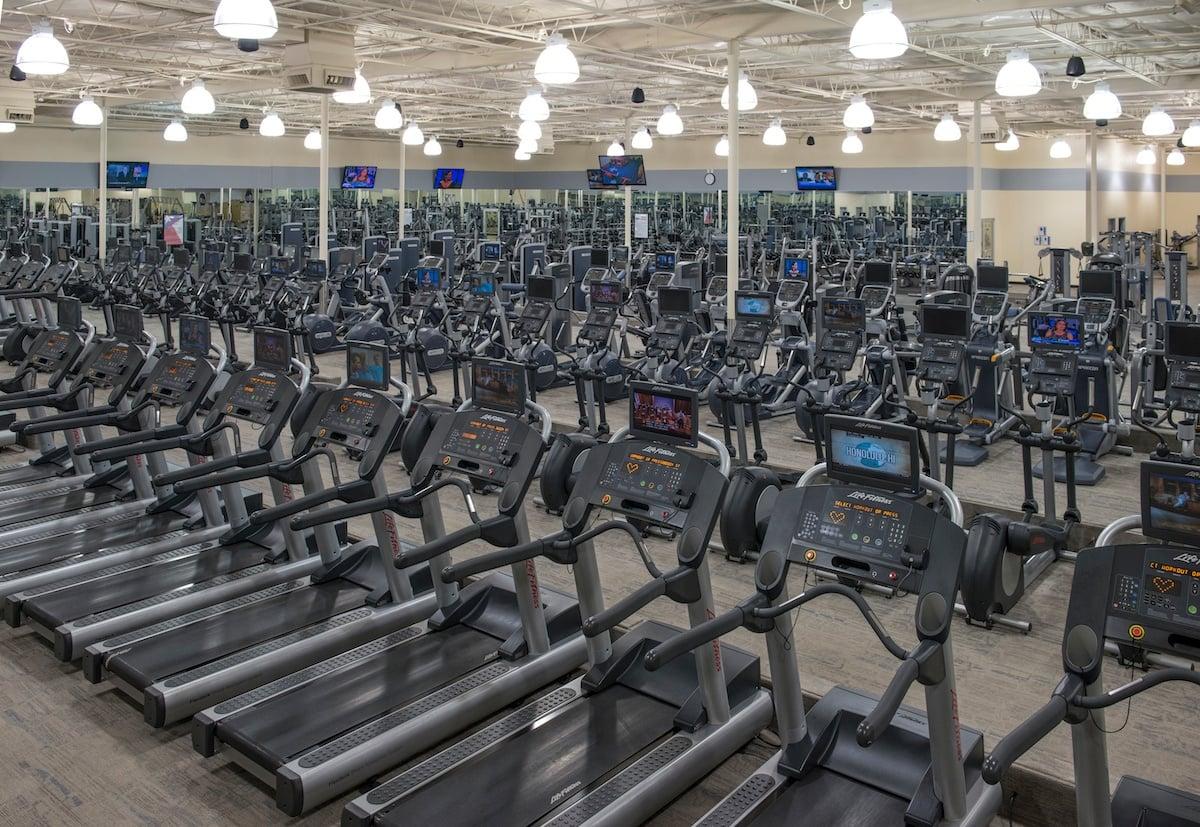 Texas Family Fitness The Colony Cardio