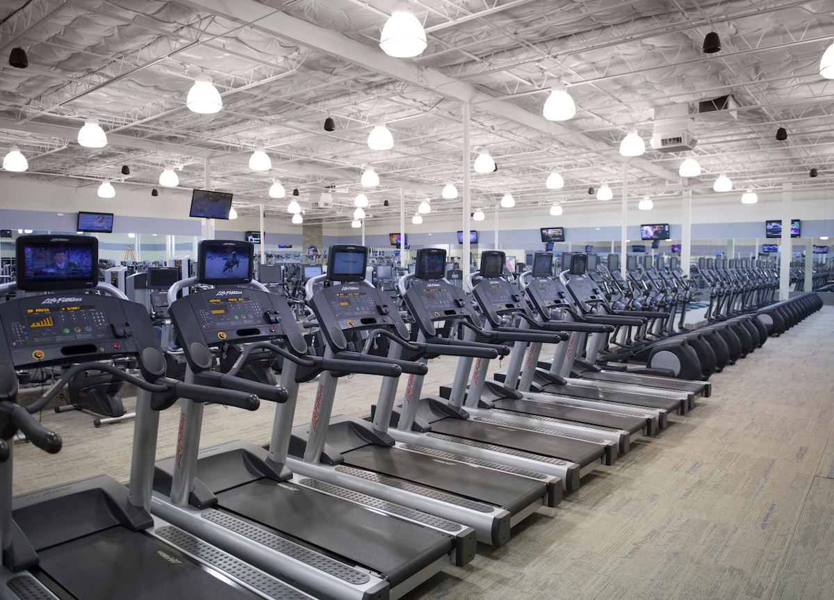 Texas Family Fitness The Colony Cardio