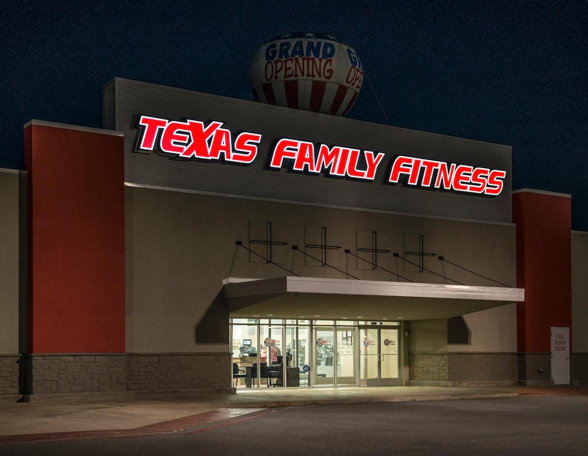 Texas Family Fitness The Colony