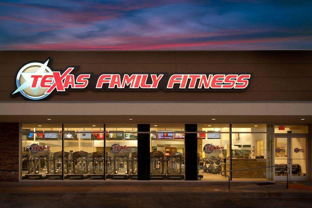 Texas Family Fitness West Plano