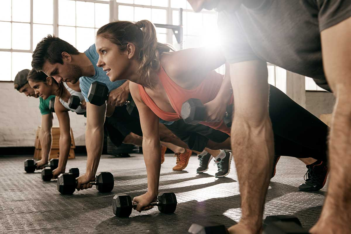 Ignite Fitness Bootcamp