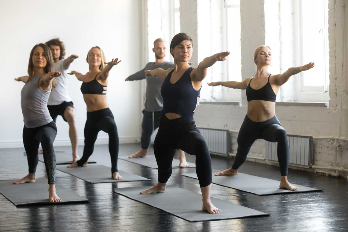 Yoga Workout: Group Exercise Classes | Texas Family Fitness