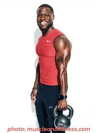 fit celebrities kevin hart