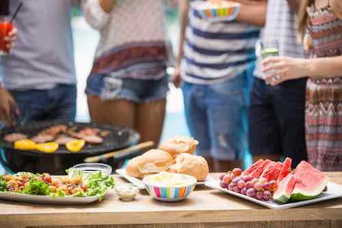 healthy eating bbq 1