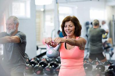 strength training seniors