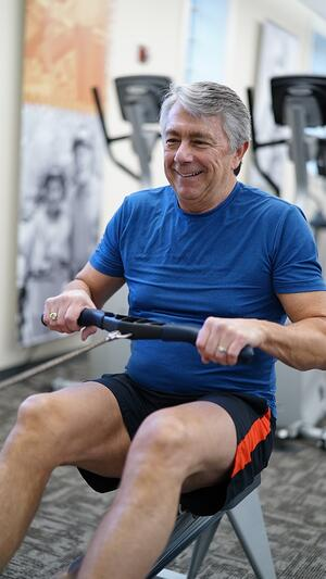 workout classes for seniors
