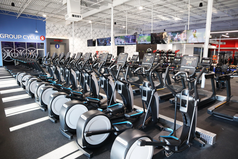 N Dallas Richardson Gym Texas Family Fitness