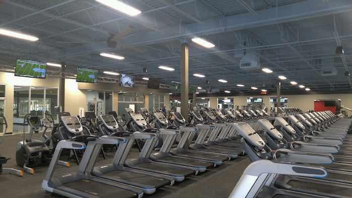 Bedford gym 1
