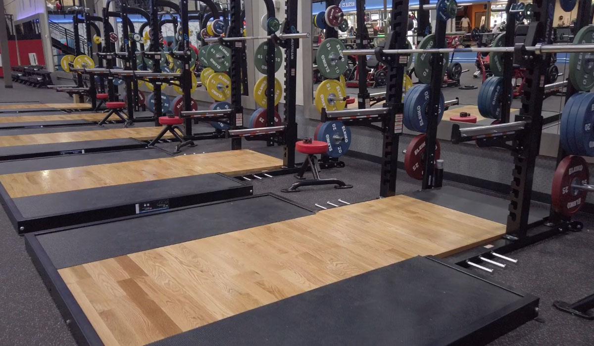 LifeTime Fitness | Reprise Architecture
