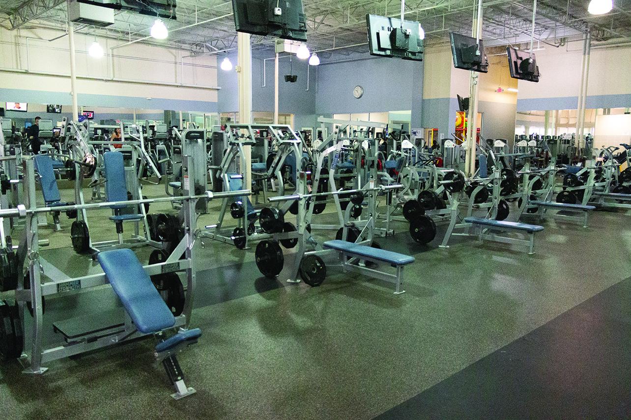 Allen Gym Texas Family Fitness Allen
