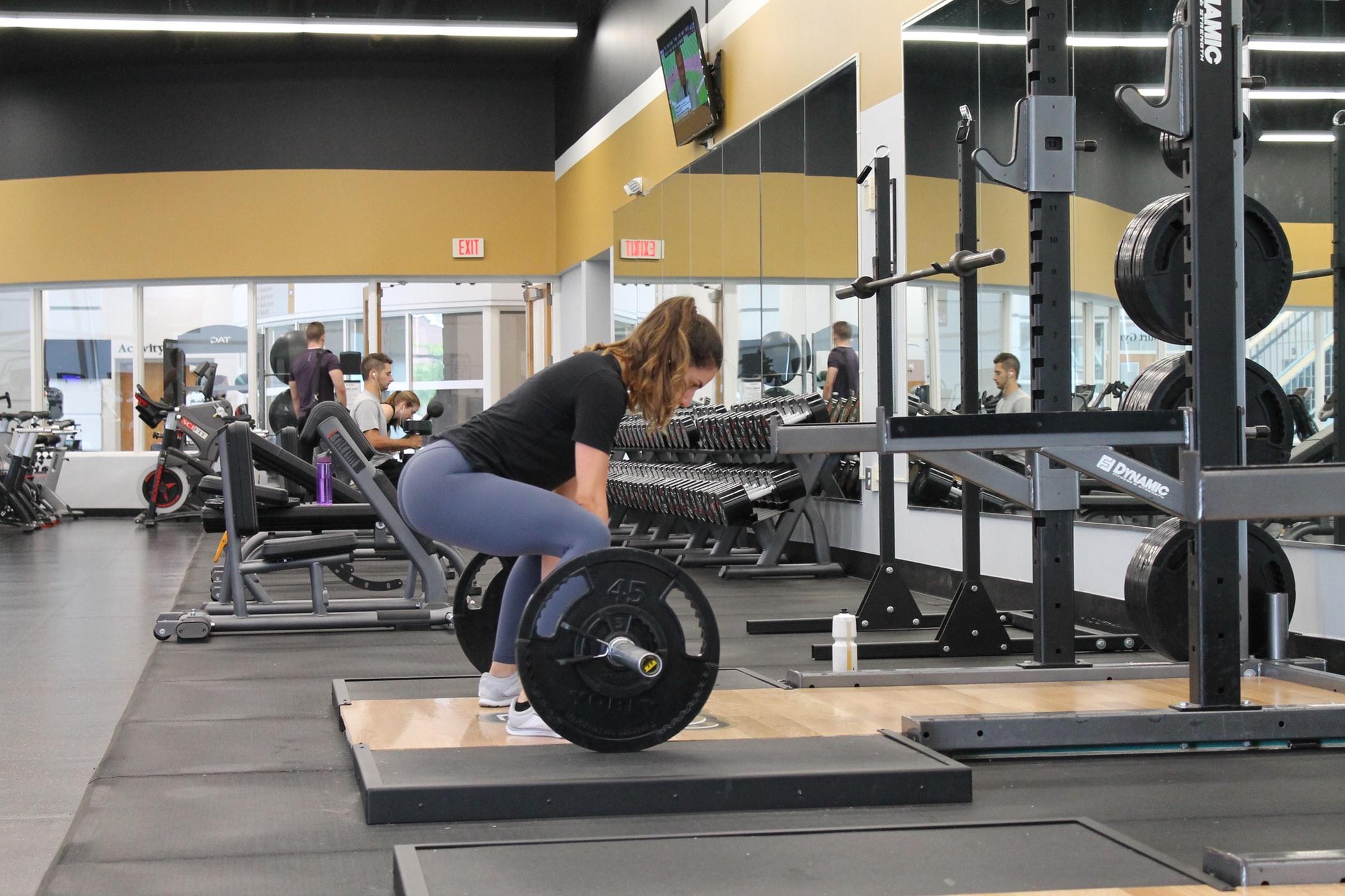fitness center-1