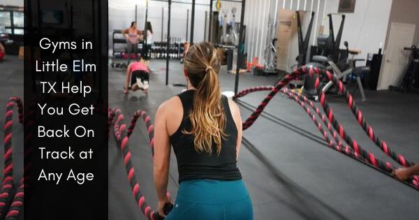 gyms in little elm tx