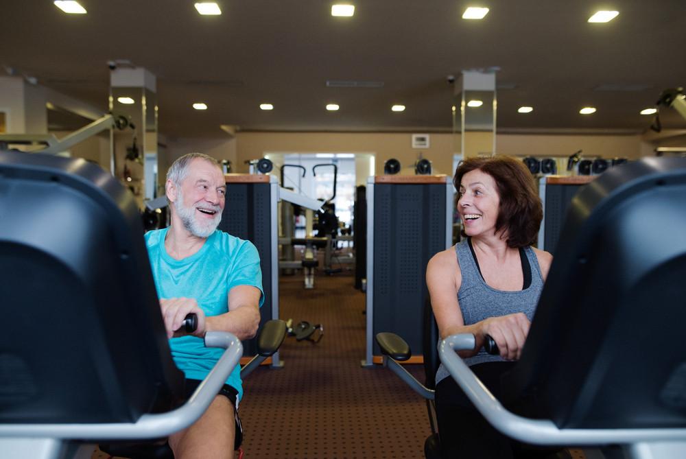 senior workout program